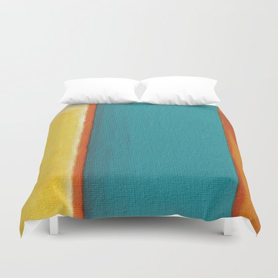 Triple Jump Duvet Cover