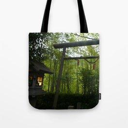 Inari Forest Tote Bag