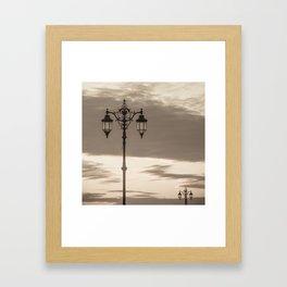 Southsea Belles Framed Art Print