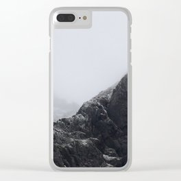 Isle of Skye Clear iPhone Case