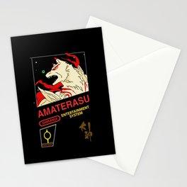 NES Okami Stationery Cards