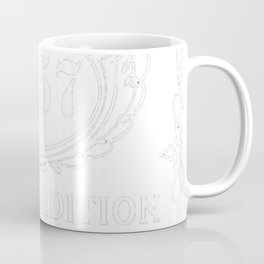 60th-Birthday-Gift-Idea-T-Shirt-Vintage-Made-In-1957 Coffee Mug