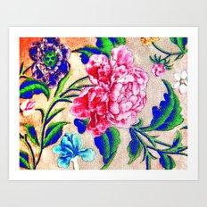 Delicacy Art Print