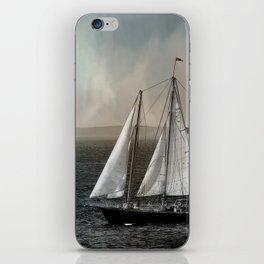 Safe Passage iPhone Skin