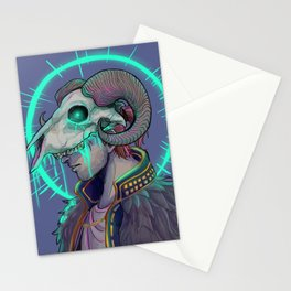 Anders and Justice Stationery Cards