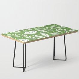 Blooming Field - green Coffee Table