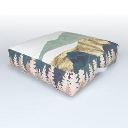 Summer Vista Outdoor Floor Cushion