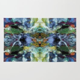 The visible ghosts Rug