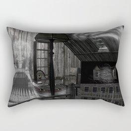 Toys in the Attic Haunted Rectangular Pillow