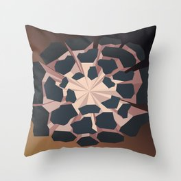 Singularity₃ in Outer Space Throw Pillow