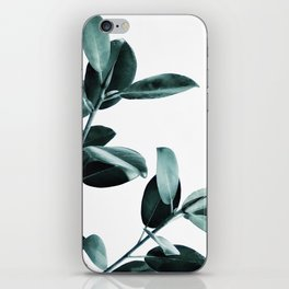 Natural obsession iPhone Skin