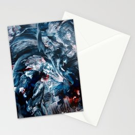 ThunderStorm encaustic Stationery Cards