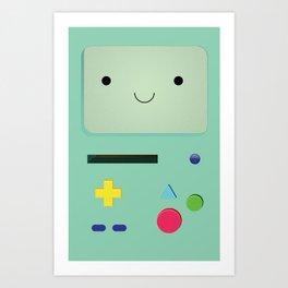 B M O Art Print
