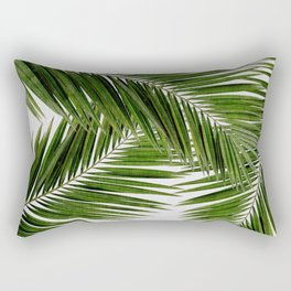 Palm Leaf III Rectangular Pillow