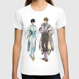 Tales of Iwatobi: Haru and Makoto (MakoHaru) T-shirt