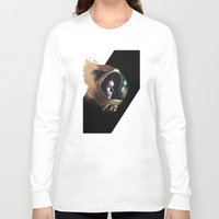 ripley Long Sleeve T-shirts featuring Ripley by maxandr