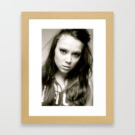 amra Framed Art Print