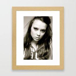 amra Framed Art Print