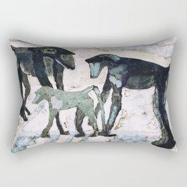 Bonding Rectangular Pillow