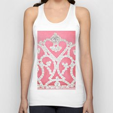 Always wear your invisible Crown Unisex Tank Top