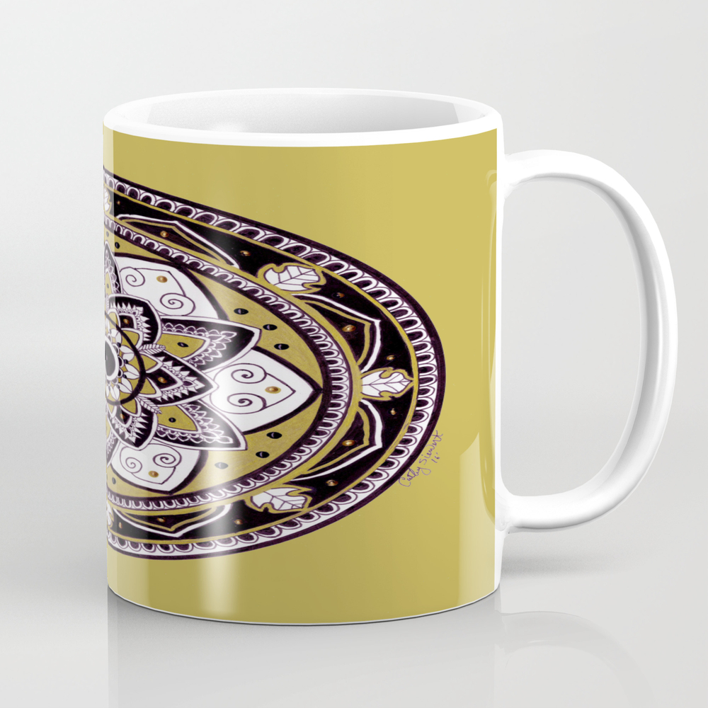 Diva Coffee Cup by Siewertstudio MUG9034121