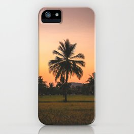 Hampi, India II iPhone Case