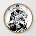 Justice League Trinity: The Caped Crusader, Diana Prince, Superman by moonwalkerwiz