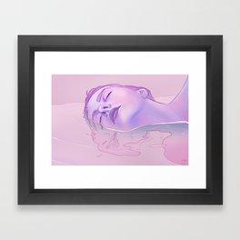 Reflection 2 Framed Art Print
