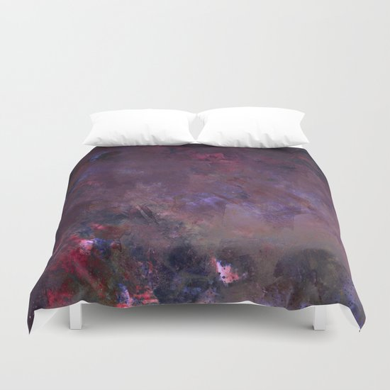 υ Thabit Duvet Cover