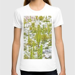 Frosty Tall Ones T-shirt
