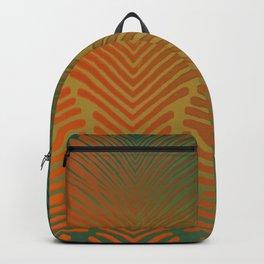 """Paradise Zebras Spines"" Backpack"