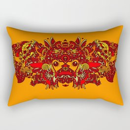 Symmetry Rectangular Pillow