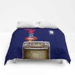 Love keep hot Comforters