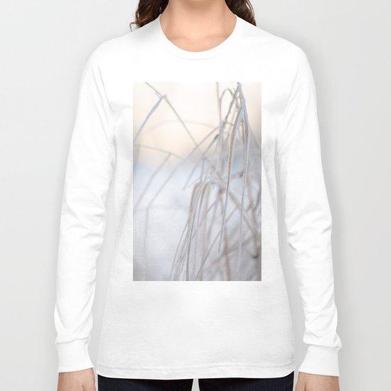 Beautiful Winter Morning Long Sleeve T-shirt