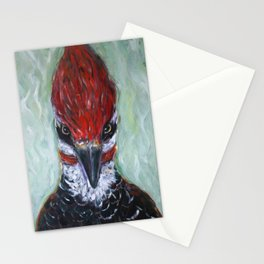 Pileated Portrait Stationery Cards