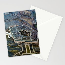 The Pentagon Stationery Cards
