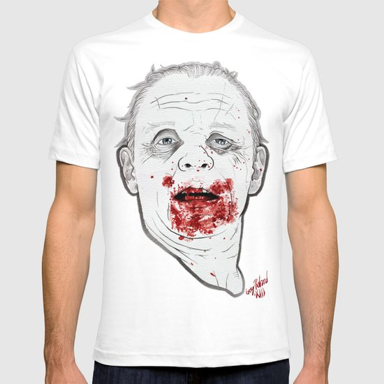 Ready when you are, Sergeant Pembry. // Silence of the Lambs T-shirt