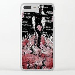 Chameleon Venus Clear iPhone Case