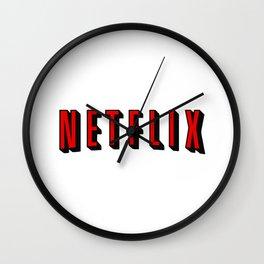 netflix Wall Clock