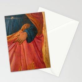 A hand of the Medici Stationery Cards
