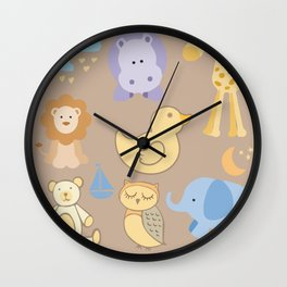 Baby, I'm Yours Wall Clock