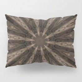 Ghost Town Kaleidoscope Pillow Sham