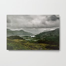 Ladies View Kerry Ireland Metal Print