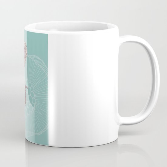 Octopus Bloom Mug