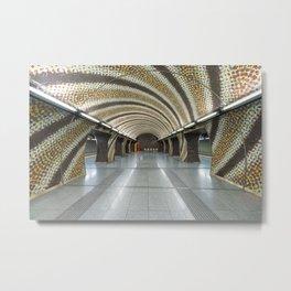 Budapest, Szent Gellért Metal Print
