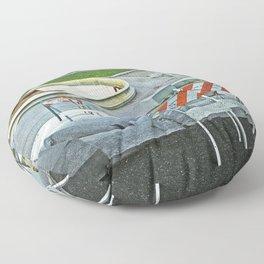 Nickel City Progress Floor Pillow