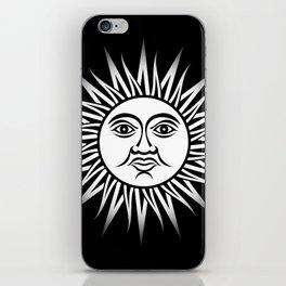 Sun of May iPhone Skin