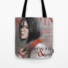 SnK Magazine: Mik Tote Bag