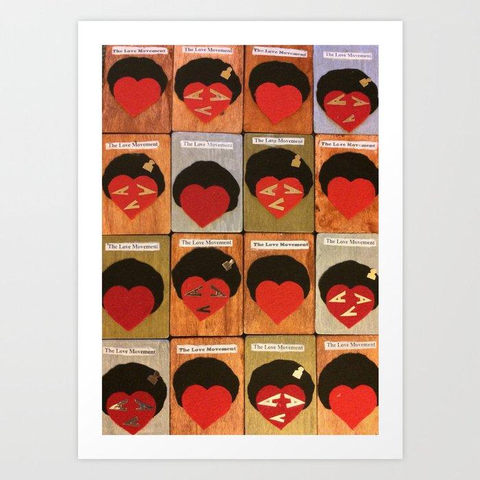 LoVe Cards Kunstdrucke