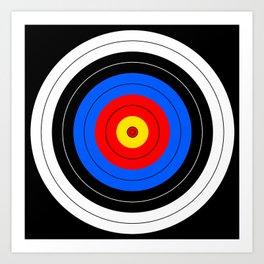 Target Art Print